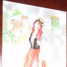 Postales: POSTAL GOMERA (CANARIAS). Lote 20730339