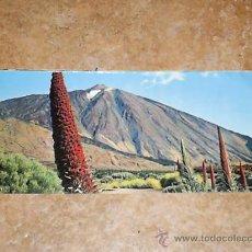 Postales: POSTAL CANARIA ILSTRACION EL TEIDE. Lote 15846642