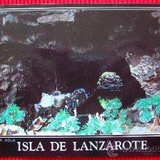 Postales: JAMEOS DEL AGUA - LANZAROTE - ISLAS CANARIAS. Lote 15971926