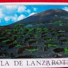 Postales: LA GERIA - LANZAROTE - ISLAS CANARIAS. Lote 15973033