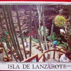Postales: JAMEOS DEL AGUA - LANZAROTE - ISLAS CANARIAS. Lote 15975327