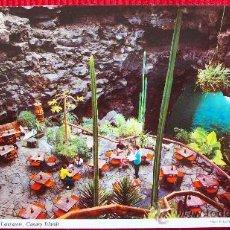 Postales: JAMEOS DEL AGUA - LANZAROTE - ISLAS CANARIAS. Lote 15976190