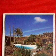 Postales: JAMEOS DEL AGUA - LANZAROTE - ISLAS CANARIAS. Lote 15986642