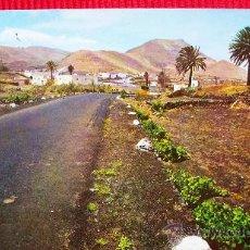 Postales: YAIZA - LANZAROTE - ISLAS CANARIAS. Lote 15988969