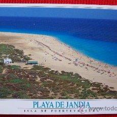 Cartoline: JANDIA - FUERTEVENTURA - ISLAS CANARIAS. Lote 16177895