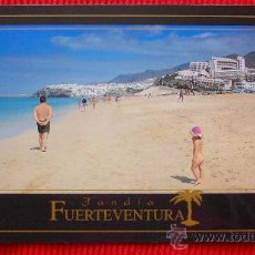 Postales: JANDIA - FUERTEVENTURA - ISLAS CANARIAS. Lote 16182203