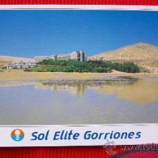 Postales: HOTEL SOL ELITE GORRIONES - PAJARA - FUERTEVENTURA - ISLAS CANARIAS. Lote 16182297