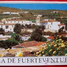 Postales: BETANCURIA - FUERTEVENTURA - ISLAS CANARIAS. Lote 16182425