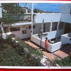 Postales: APARTAMENTOS MONTE DEL MAR - EL ESQUINZO - JANDIA . FUERTEVENTURA - ISLAS CANARIAS. Lote 16192658