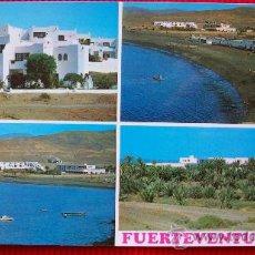 Postales: APARTAMENTOS MAXORATA - TARAJALEJO - FUERTEVENTURA - ISLAS CANARIAS. Lote 16192900