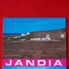 Postales: JANDIA - FUERTEVENTURA - ISLAS CANARIAS. Lote 16192949