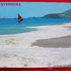 Postales: JANDIA - FUERTEVENTURA - ISLAS CANARIAS. Lote 16192990