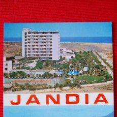Postales: JANDIA - FUERTEVENTURA - ISLAS CANARIAS. Lote 16193270