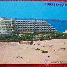 Postales: HOTEL TRES ISLAS - CORRALEJO - FUERTEVENTURA - ISLAS CANARIAS. Lote 16209376