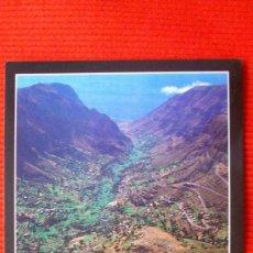 Postales: VALLE GRAN REY - LA GOMERA - ISLAS CANARIAS. Lote 16214291