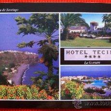 Postales: HOTEL TECINA - LA GOMERA - ISLAS CANARIAS. Lote 16214367
