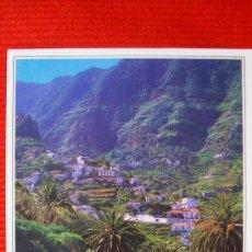 Postales: HERMIGUA - LA GOMERA - ISLAS CANARIAS. Lote 16214590