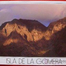 Postales: CUMBRE CARBONERA - LA GOMERA - ISLAS CANARIAS. Lote 16214786