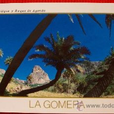 Postales: BENCHIJIGUA - LA GOMERA - ISLAS CANARIAS. Lote 16214877