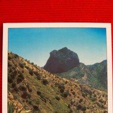 Postales: VALLEHERMOSO - LA GOMERA - ISLAS CANARIAS. Lote 16214959