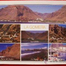 Postales: VALLE GRAN REY - LA GOMERA - ISLAS CANARIAS. Lote 16215106