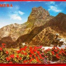 Postales: ROQUE CANO - VALLEHERMOSO - LA GOMERA - ISLAS CANARIAS. Lote 16217667