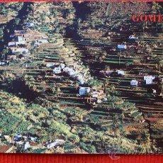 Postales: VALLE DEL GRAN REY - LA GOMERA - ISLAS CANARIAS. Lote 16217807