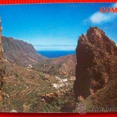Postales: LOS ROQUES - HERMIGUA - LA GOMERA - ISLAS CANARIAS. Lote 16217859