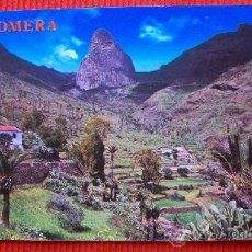 Postales: ROQUE AGANDO - BENCHIJIGUA - LA GOMERA - ISLAS CANARIAS. Lote 16217963