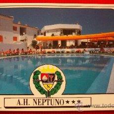 Postales: HOTEL NEPTUNO - PLAYA DE LAS AMERICAS - TENERIFE - ISLAS CANARIAS. Lote 16277180