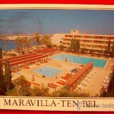 Postales: MARAVILLA - TEN BEL - LAS GALLETAS - ARONA - TENERIFE - ISLAS CANARIAS. Lote 16277642