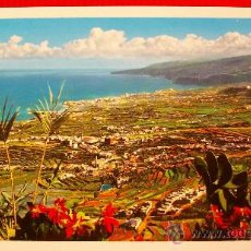 Postais: VALLE OROTAVA - TENERIFE - ISLAS CANARIAS. Lote 16283317