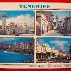 Postais: CANDELARIA - TENERIFE - ISLAS CANARIAS. Lote 275047778