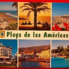 Postales: ADEJE Y ARONA - TENERIFE - ISLAS CANARIAS. Lote 16291578