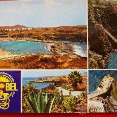 Postales: LAS GALLETAS - TENERIFE - ISLAS CANARIAS. Lote 16291734