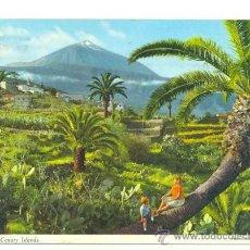 Postales: TENERIFE .. CIRCULADA 1973. Lote 16304400