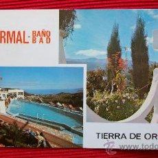 Postales: BAÑO TERMAL - LOS REALEJOS - TENERIFE - ISLAS CANARIAS. Lote 16347472
