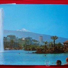 Postales: PUERTO DE LA CRUZ - TENERIFE - ISLAS CANARIAS. Lote 16347926