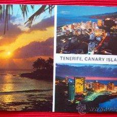 Postales: PUERTO DE LA CRUZ - TENERIFE - ISLAS CANARIAS. Lote 16348431