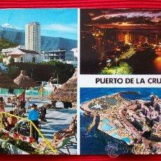 Postales: PUERTO DE LA CRUZ - TENERIFE - ISLAS CANARIAS. Lote 16348480