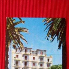 Postales: HOTEL MONOPOL - PUERTO DE LA CRUZ - TENERIFE - ISLAS CANARIAS - 1962. Lote 16389174