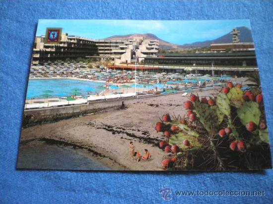 POSTAL TENERIFE LAS GALLETAS URBANIZACION TEN BEL NO CIRCULADA (Postales - España - Canarias Moderna (desde 1940))