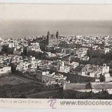 Postales: LAS PALMAS DE GRAN CANARIA. VISTA PARCIAL. ED. ARRIBAS 131. SIN CIRCULAR. Lote 16831729