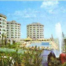 Postales: PLAYA DEL INGLES (SUR DE GRAN CANARIA) - HOTEL WAIKIKI. Lote 16924886