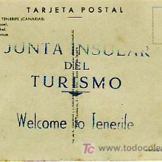 Postales: PASEO SAN MIGUEL.SERIE II-NUM 7353.WELCOME TO TENERIFE-. Lote 24635695
