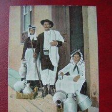 Postales: CAMPESINOS DE TENERIFE - Nº 43 - NOBREGA'S ENGLISH BAZAR. Lote 17200445