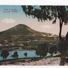 Postales: TARJETA POSTAL DE GRAN CANARIA. CERCA DE ARUCAS. Nº 11185.. Lote 21766257