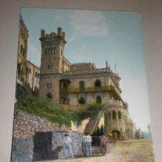 Postales - TARJETA POSTAL DE TENERIFE - QUISISANA HOTEL CANARIAS - 17403797