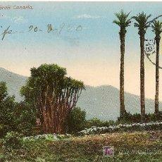 Postales: LAS PALMAS. GRAN CANARIA. PHOTO J. PERESTRELLO. CIRCULADA 1920. Lote 27642140