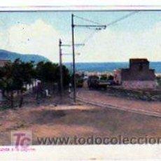 Postales - Tenerife. Canarias. Subida a la Laguna. Nobrega ´s English Bazar. Circulada. tranvia. - 26928888
